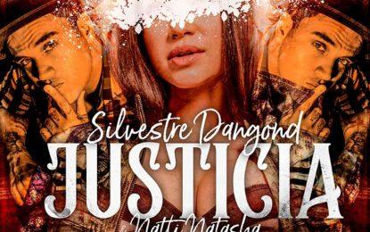 Silvestre Dangond y Natti Natasha presentan 'Justicia'