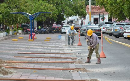 Los cambios que tendrá la emblemática Plaza Alfonso López de Valledupar