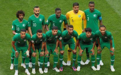 Selección de Arabia Saudita será castigada por la derrota ante Rusia