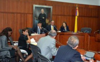 Impedimentos obligan a postergar el caso del Magistrado Gustavo Malo en el Senado