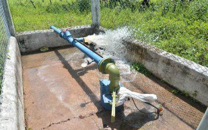 Con $65 millones habitantes del corregimiento de Aguas Blancas tienen agua en sus viviendas
