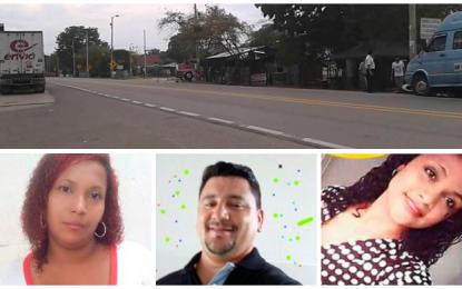 Dos muertos y dos heridos en dos accidentes en Cesar durante el fin de semana