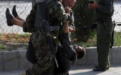 Atentado suicida deja 11 muertos y 14 heridos en capital afgana