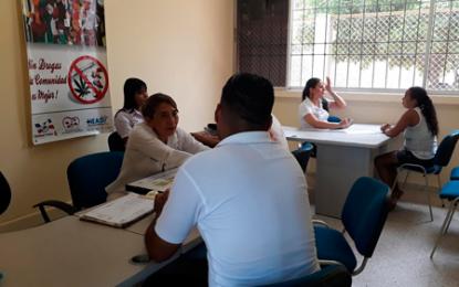 En Valledupar funcionan tres centros de escucha para orientar a la comunidad