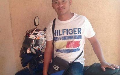 Hombre murió tras estrellar su moto en obra de pavimentación en Valledupar