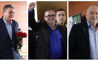 """""""Los Jefes de las Farc se presentan ante la JEP, un hecho sin precedentes para Colombia"""""""