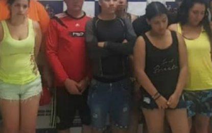 Armada Nacional rescata a 21 migrantes cubanos y ecuatorianos en San Andrés