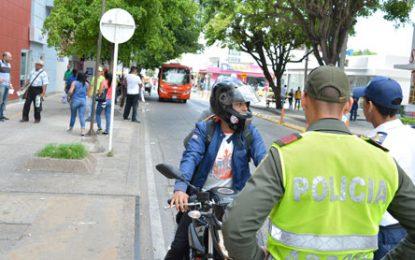 Miércoles sin moto se mantiene en el 2019 en Valledupar