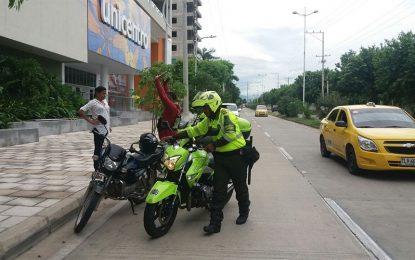 Fue extendido hasta diciembre de 2019 el decreto del 'Día sin moto' en Valledupar