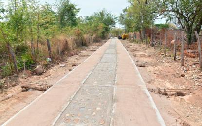Adjudican contrato para construcción de placa huella cuatro corregimientos de Valledupar