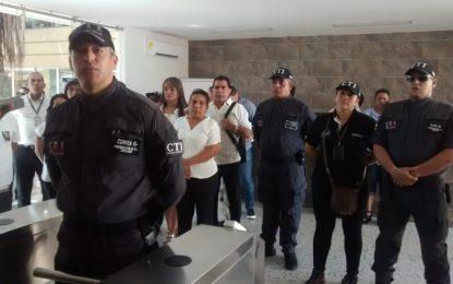 Con plantón en Valledupar rechazan asesinato de tres funcionarios del CTI en Nariño
