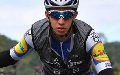 Etapa y liderato para Álvaro Hodeg en el Tour de Polonia