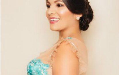 Flor Vega, Señora Colombia Pacific World por los niños de La Guajira