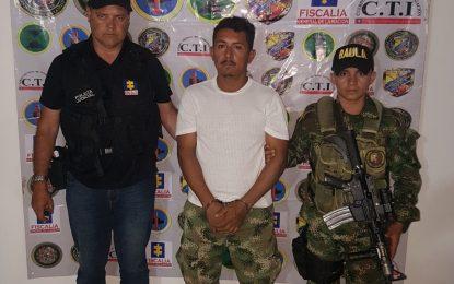 Capturado hombre que participó en masacre paramilitar perpetrada en La Paz, Cesar