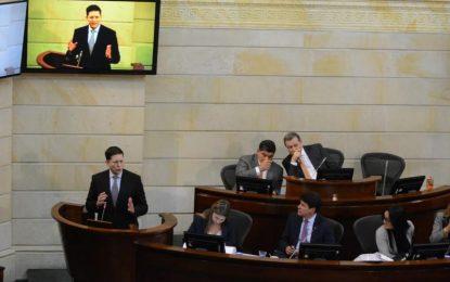 Así les fue Lafourie y Fernández en la carrera por la Contraloría General ante la plenaria del Senado