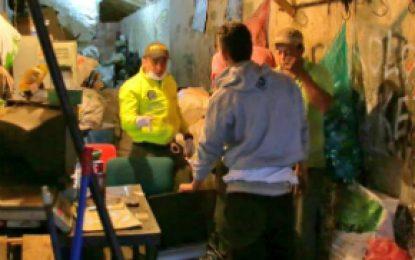 En operativo al Bronx de Medellín capturan al 'zar de la droga'