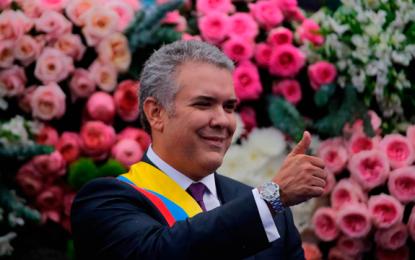 Duque reafirma soberanía colombiana en Archipiélago de San Andrés y realiza primer consejo de seguridad