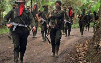 Imparten órdenes de captura contra 16 cabecillas del Eln por reclutamiento de 72 niños y 49 niñas