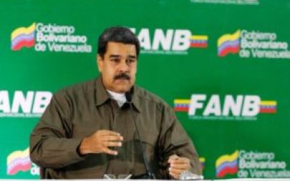 Maduro sigue con el novelón del atentado: Mi asesinato político y físico se preparó en el Palacio de Nariño en Bogotá