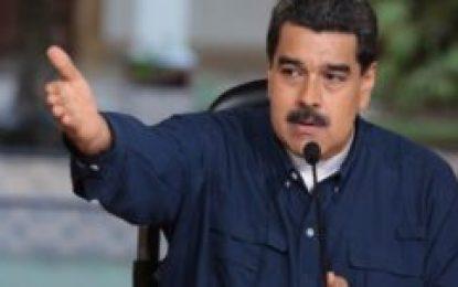 Venezuela pedirá a Colombia y EE.UU extradición de venezolanos implicados en presunto atentado contra Maduro