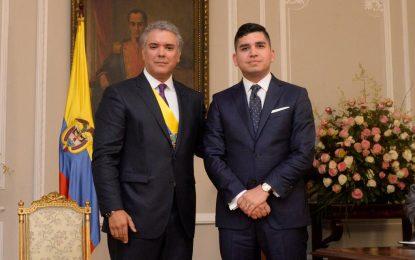 Jonathan Malagón y sus retos tras asumir el ministerio de Vivienda