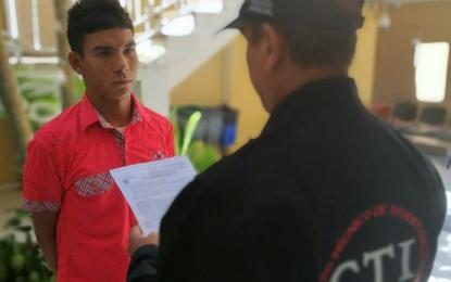 Cárcel para uno de los presuntos delincuentes más buscados en Cesar