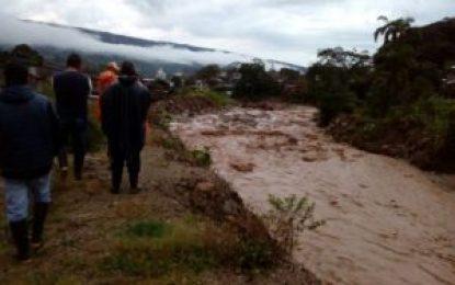 Mocoa y otras regiones del Putumayo de nuevo en emergencia por torrenciales lluvias