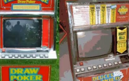 Decomisan 90 elementos de juegos de suerte y azar que operaban ilegalmente en Santa Marta