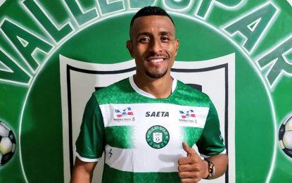 Farid Díaz se puso la camiseta del Valledupar Fútbol Club