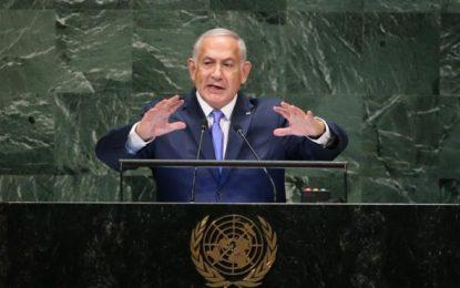 """Israel alerta desde la ONU: """"Irán tiene almacén atómico secreto"""""""