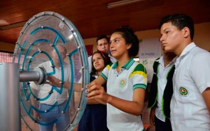 Maloka viajera llega a Valledupar para favorecer a 14 mil niños y jóvenes