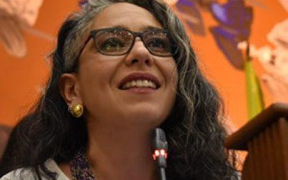 María José Pizarro prendió alarmas por situación de DDHH en Hidroituango
