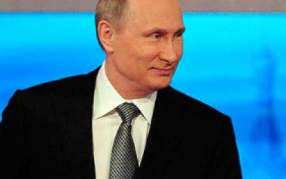 Rusia despliega maniobras militares para una 'futura' guerra mundial