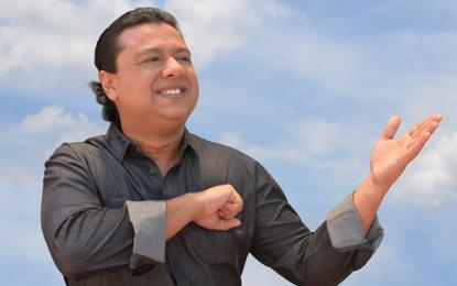 Rafael Santos actuará en la novela del gran Martín Elías