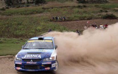 LLEGA Campeonato Nacional de Rally Universitario-CNRU