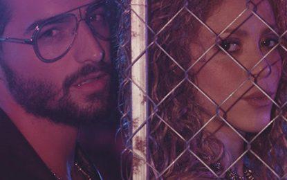 """Shakira y Maluma alcanzan números uno en Billboard con """"Clandestino"""""""