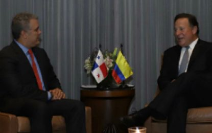 Colombia y Panamá firman acuerdo para prevenir, investigar y sancionar el delito de trata de personas