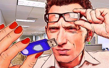 La próxima vez que use su USB podría hacer ganar millones a un desconocido a costa suya
