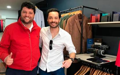 Dos diseñadores vallenatos exponen sus marcas en Bogotá