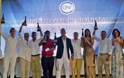 47 trabajos periodísticos fueron inscritos en los Premios Sirena Vallenata