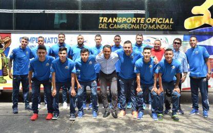 Este domingo, gran inauguración del Mundial de Fútbol de Salón Masculino en Valledupar