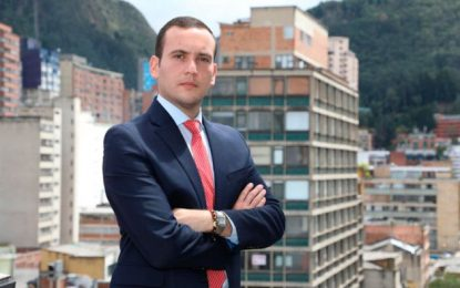 Juan Pablo Serrano Castilla, otro vallenato que llega al Ministerio de Vivienda