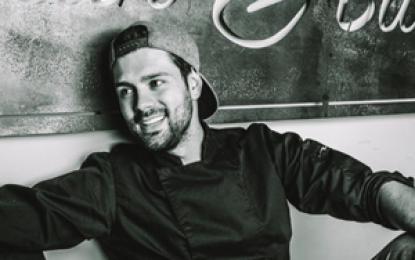 "El chef Juan Burguers, invitado especial del ""Be Happy Fest"""
