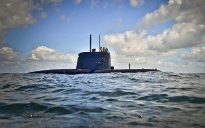 Familiares de tripulantes de submarino argentino piden recuperar cuerpos