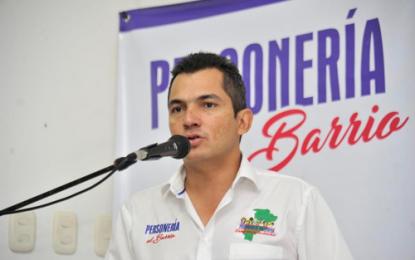 Alfonso Campo Martínez renunció a su aspiración para repetir como Personero de Valledupar