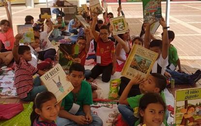 Iniciaron las Bibliovacaciones de fin de año en la Biblioteca Rafael Carrillo Lúquez de Valledupar