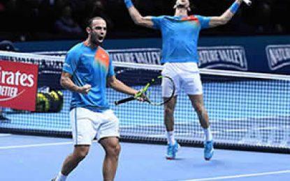 Cabal y Farah clasificaron a semifinales del Torneo de Maestros