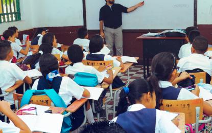 Venezolanos podrán acceder a cupos en colegios públicos del Cesar