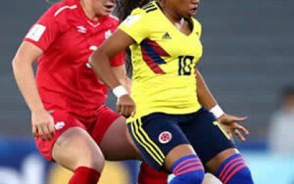 Mundial Sub17 Femenino: Canadá debutó con goleada 3-0 a Colombia