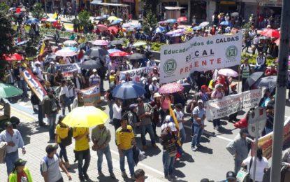 Estudiantes universitarios anuncian dos marchas más para diciembre